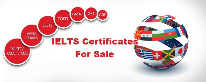 Get IELTS certificate online